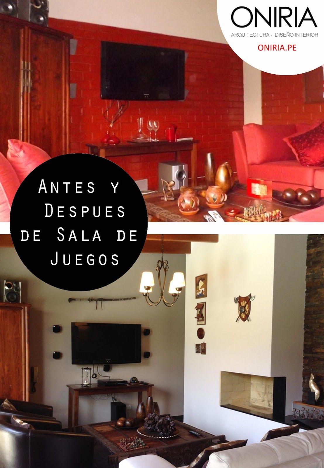 Oniria salas oniria arquitectura arquitectura for Diseno de interiores lima