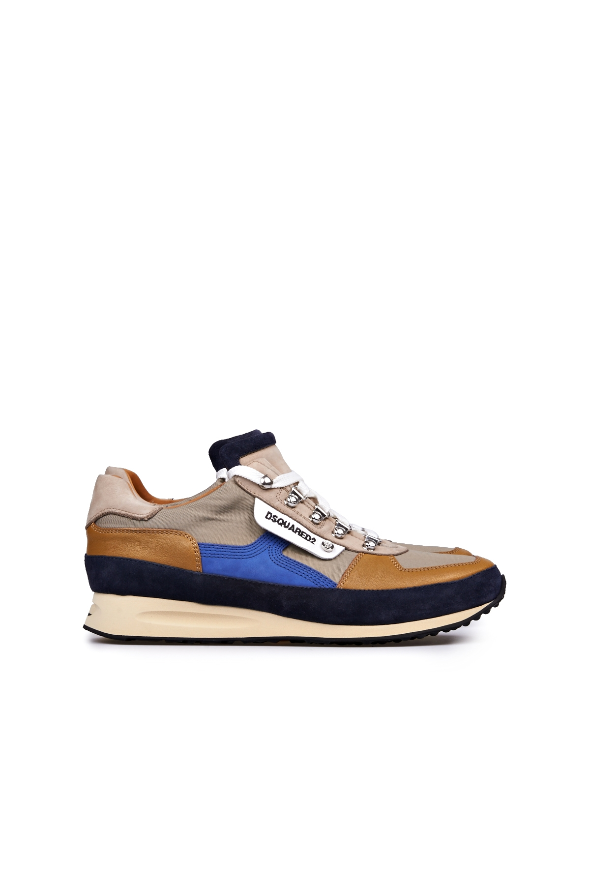 free shipping b3b13 9d2e8 Dsquared2 SS14 Leather sneakers available at www.fatimamendes.com