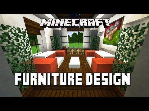 Minecraft Tutorial Bathroom And Furniture Design Ideas Modern House Build Ep 27 Youtube