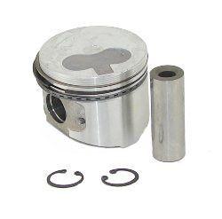 11-8754 Piston Asy. 0.25 W/Rings