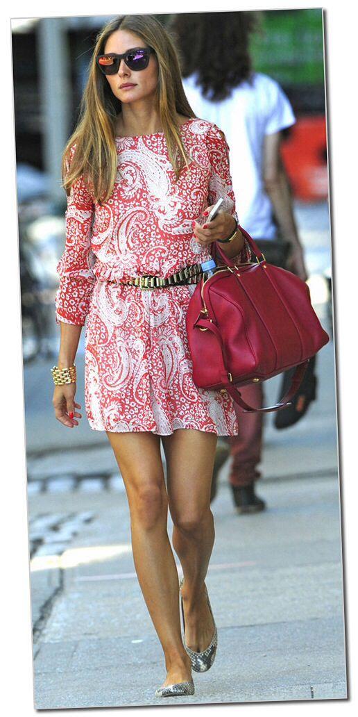 Vestido detalles rojos   My look   Pinterest   Rojo, Moda para mujer ...