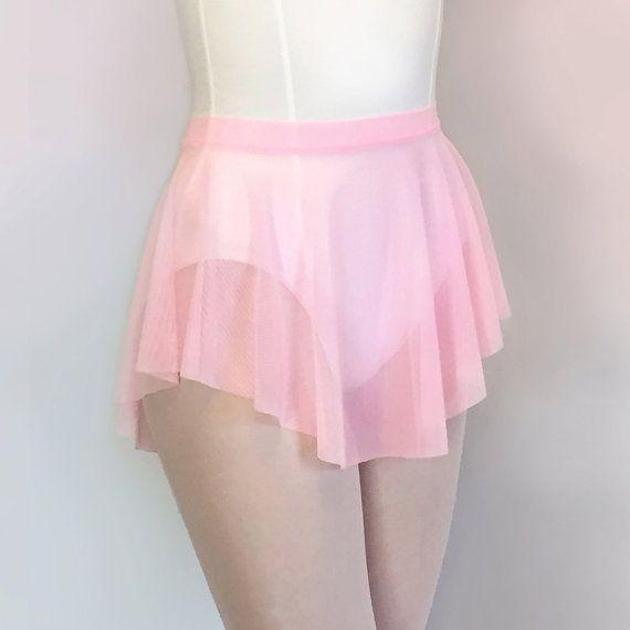 589757e95 Dance skirt- Pink SAB Skirt - Royall Dancewear- Pull On Ballet Skirt ...