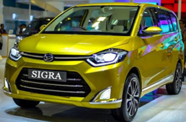 Harga Daihatsu Sigra Dan Spesifikasi Daihatsu Mobil Interior Mobil