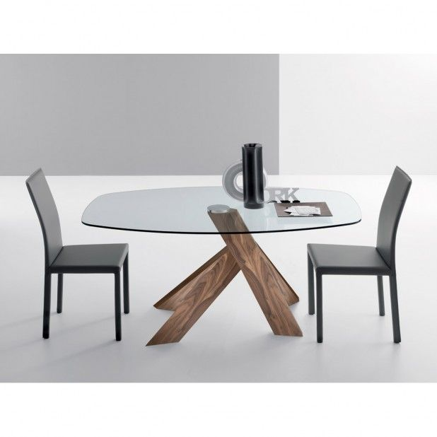 Moa Oval Or Round Dining Table Dining Crave Furniture Walnut Living Room Table Dining Table Round Dining Table