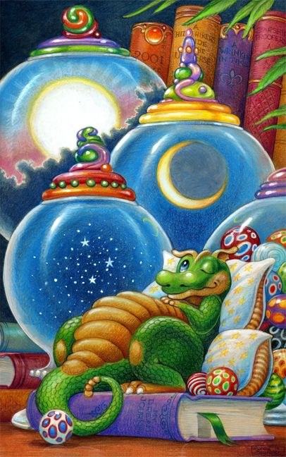 Randal Spangler... dragon art. Love this guys stuff!