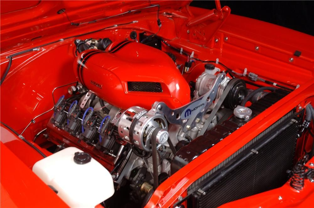 Restomod Engine Bay Google Search 1968 Dodge Charger Dodge