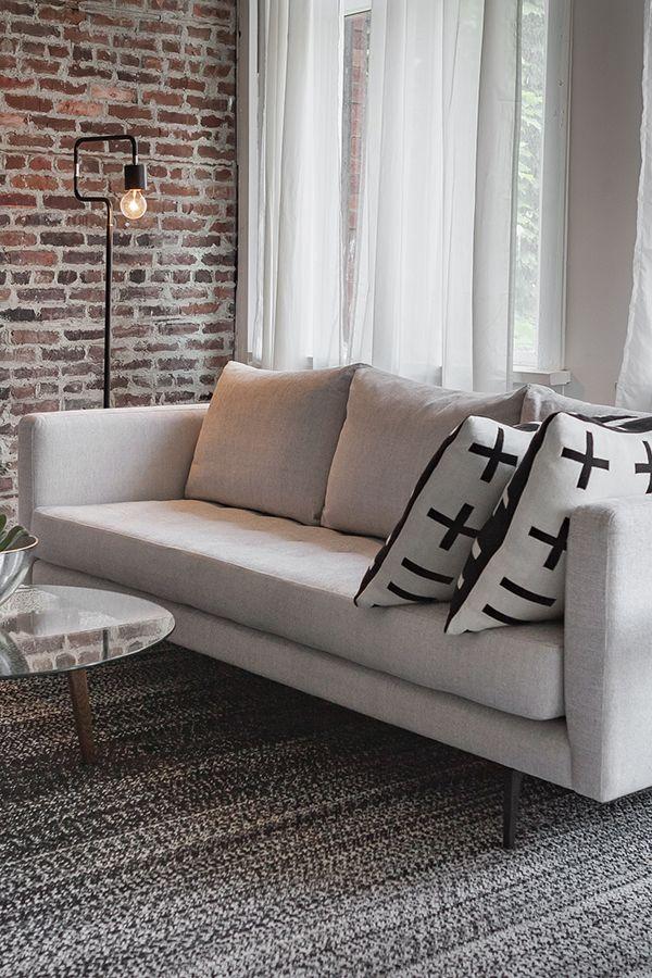 Phenomenal Parker Coconut White Sofa Home Home Home Decor Pdpeps Interior Chair Design Pdpepsorg