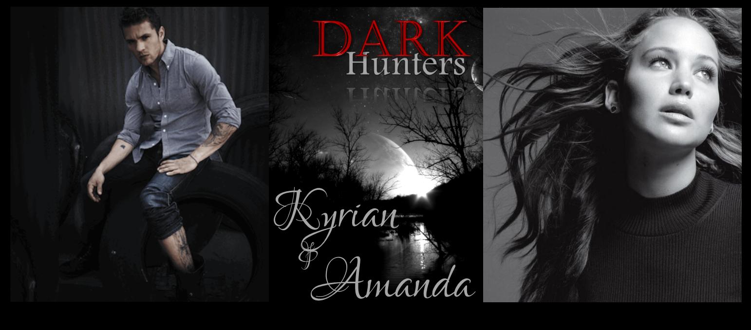 Kyrian And Amanda, Dark Hunter Series By Sherrilyn Kenyon