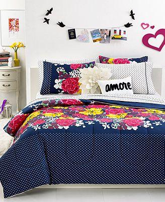 Seventeen Bedding, Chloe Garden Comforter Sets | Bedroom ...