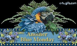Another blue Monday