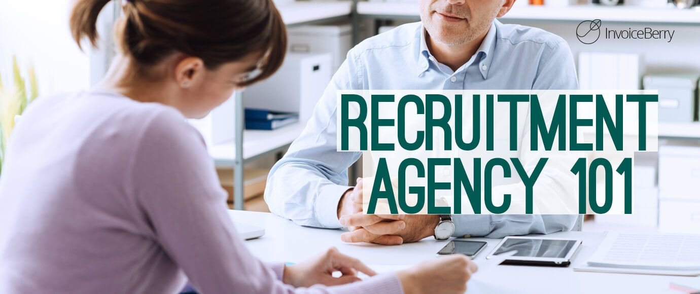 If you've ever considered starting your own recruitment