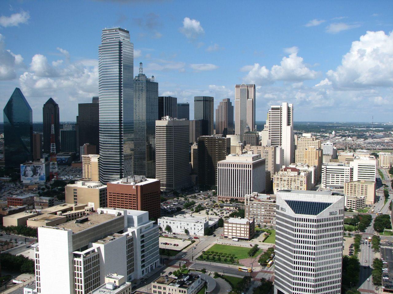 Dallas Skyscrapers Dallas