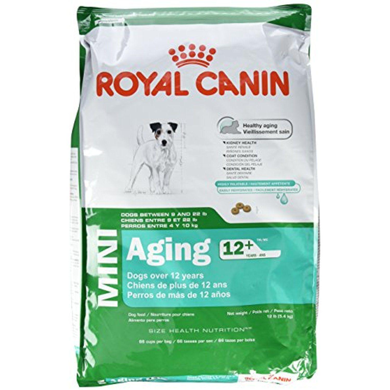 ROYAL CANIN SIZE HEALTH NUTRITION MINI Aging 12+ dry dog
