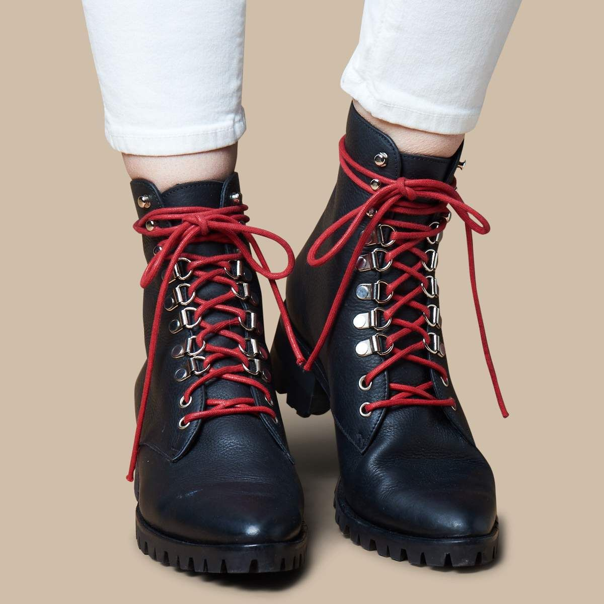 VERMONT (RED LACES) | Hiking shoes