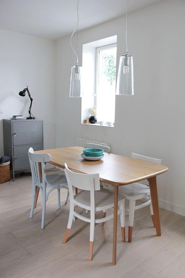 Mes Chaises De Bistrot En Skylight Home Improvement Pinterest