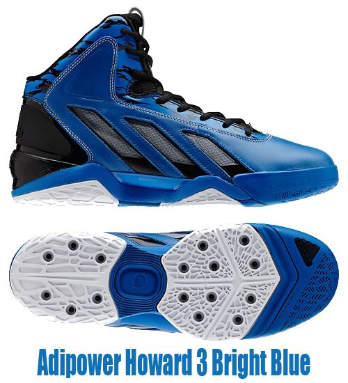 promo code 63f7d 71d8b Adipower Howard 3 Bright Blue Nba Store, For Your Eyes Only, Only Fashion,