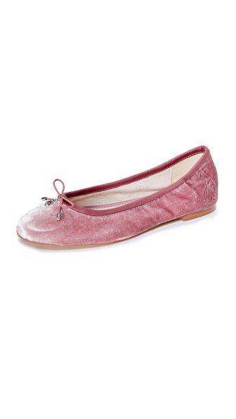 153fa3bfcc338 SAM EDELMAN Felicia Ballet Flats.  samedelman  shoes  flats