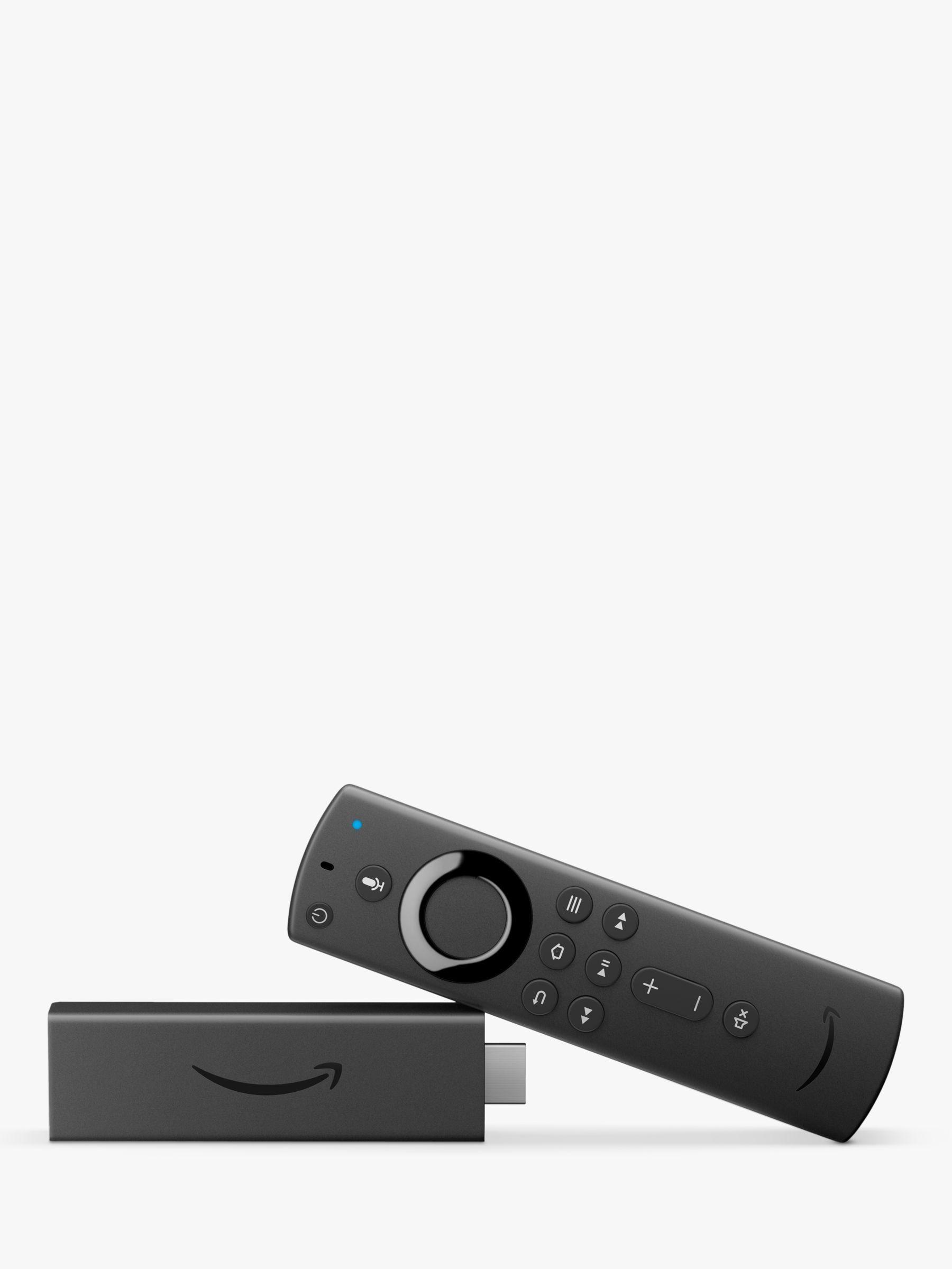 Amazon Fire Tv Stick 4k Ultra Hd With Alexa Voice Remote Amazon Fire Tv Stick Amazon Fire Tv Alexa Voice