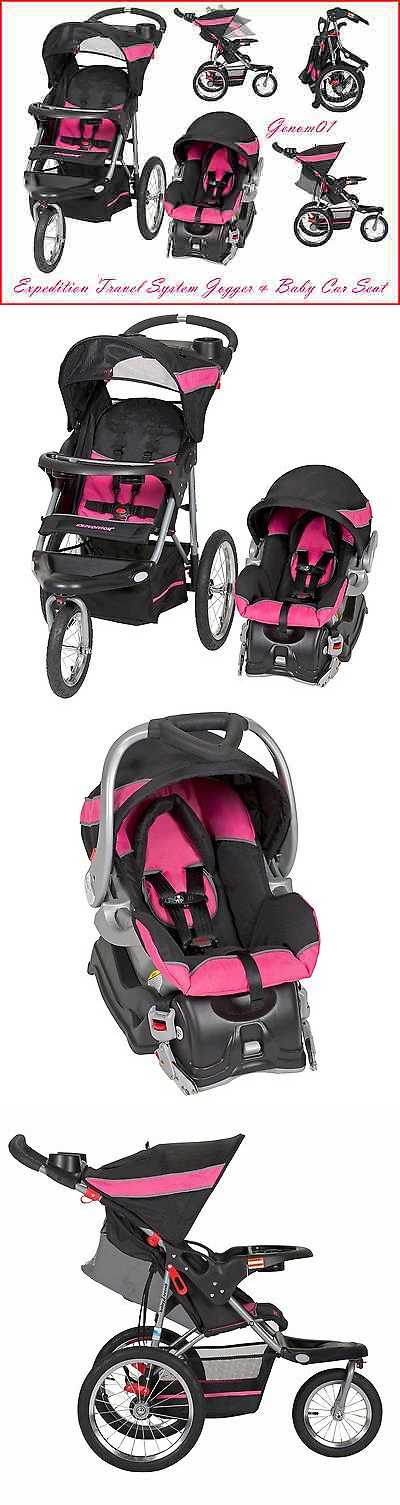 Baby Trend Travel System Bubblegum Baby And Kid Stuff Trend Travel System Expedition Jogger