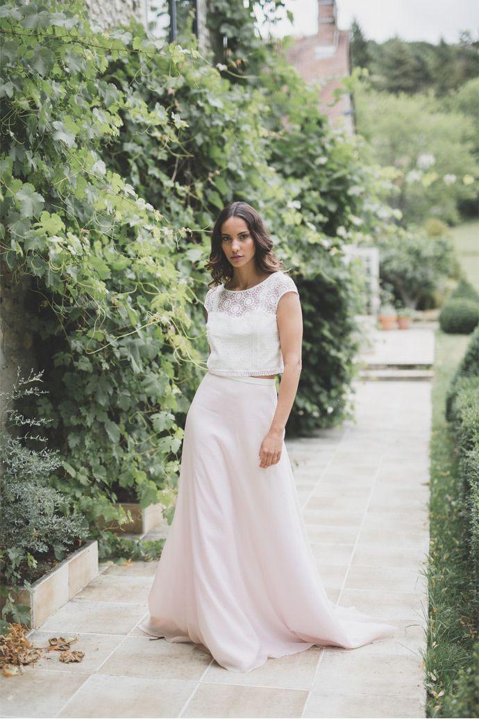 robes de mari e les mari es fox collection 2018 blog mariage la mariee et mari e. Black Bedroom Furniture Sets. Home Design Ideas