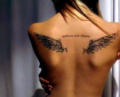 Love the wings!