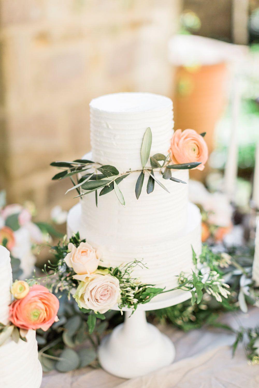 Beautiful Floral Inspiration At Brinkburn | Elegant wedding cakes ...