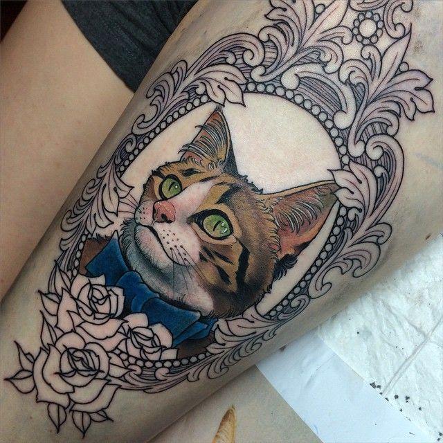 tattoome:  Crispy Lennox