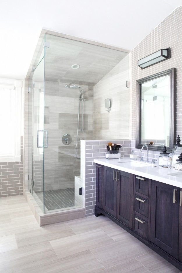 Find this Pin and more on Nyla Free Designs Portfolio. master bathroom,  Interiors: ...