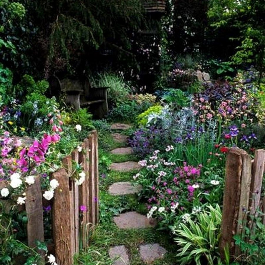 9 Cottage Style Garden Ideas: 12 Creative Cottage Designs You Can Build To Complement