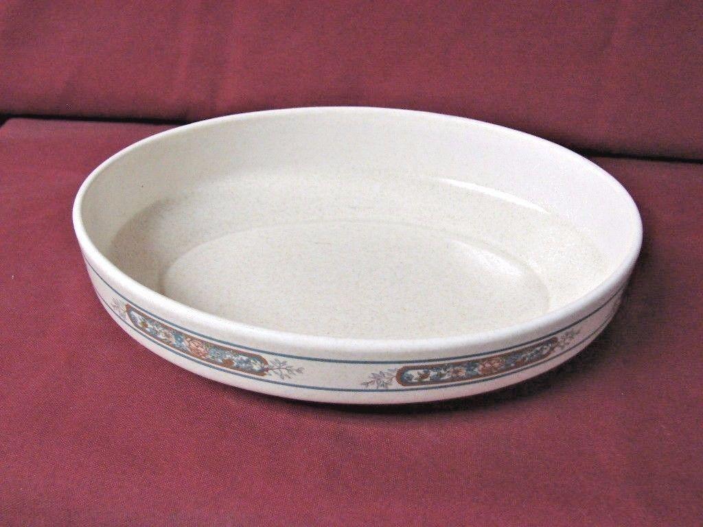 Lenox, China Dinnerware Temperware Sonata Oval Serving Dish