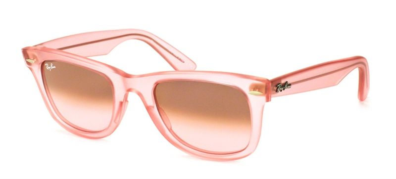 35065e26a03 Ray Ban Wayfarer Ice Pop Watermelon Sunglasses RB2140 6057 X3 ...