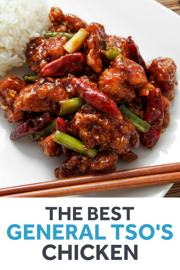 The Best General Tso S Chicken Recipe Recipe Asian Recipes General Tso Chicken Recipe Food Lab
