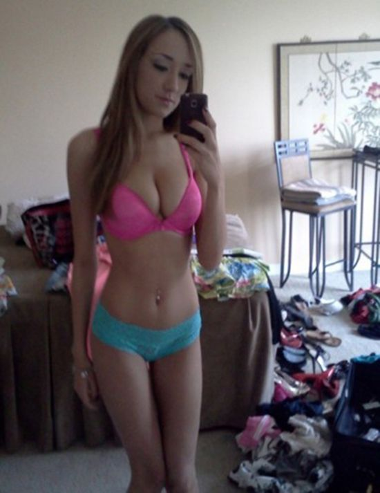 Young naked teen amateur selfies — img 3