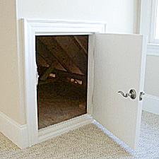 Knee Wall Door Knee Wall Attic Storage Attic Access Door