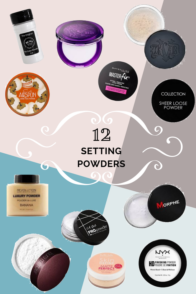 What Is Baking Your Makeup? (With images) Powder makeup