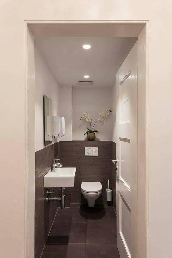 Njpg - Kleine toilette fliesen