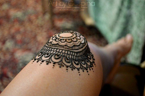 Mehndi Body Art Quality Henna : Mandala henna tattoo mehendimandalaart tattoos