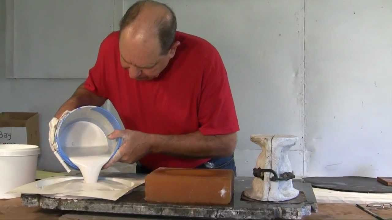 Removing Bubbles: How to Remove Air Bubbles in Plaster Castings