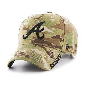 842708dfff2 Amazon.com   MLB Atlanta Braves Myers MVP Hat