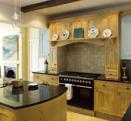 Old Farmhouse Kitchen Designs  Oak Farmhouse Kitchen  Kitchen Fascinating Farmhouse Kitchen Design Design Inspiration