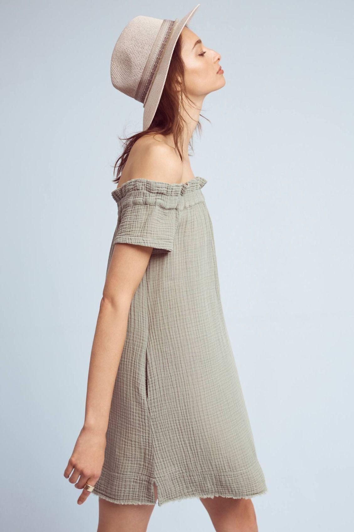 a5784ac9a22a Maella Off-The-Shoulder Tunic Dress