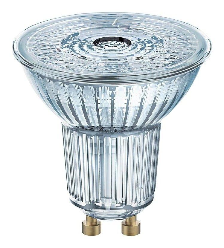 Lampe Led Osram Par16d5036 4 6w 827 230v Gu10 Emballage 5 Pieces
