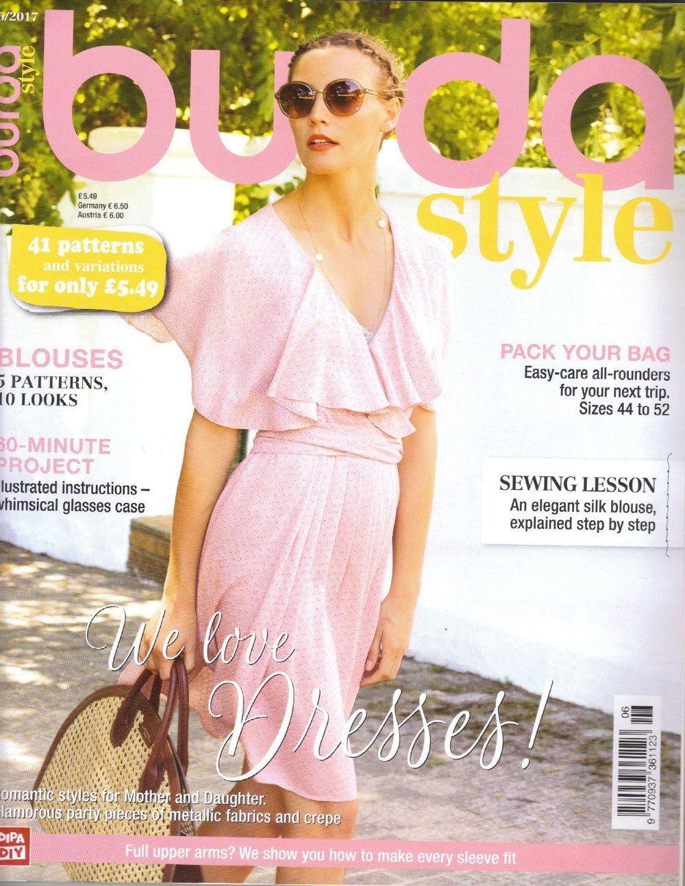 Burda style magazine 62017 english sewing patterns by burda style magazine 62017 english sewing patterns by honeyjamsuniques on etsy jeuxipadfo Image collections