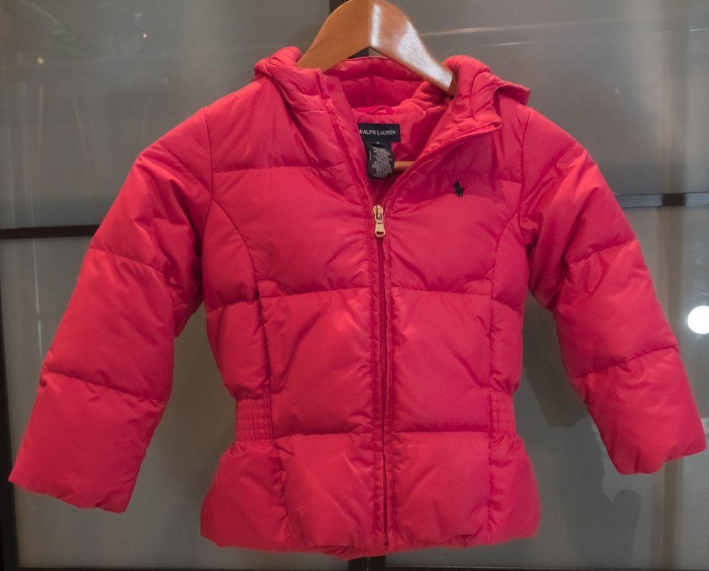 Ralph Lauren Girl S Winter Jacket Size 4 Red Ralphlauren Winterjacket Girls Winter Jackets Winter Jackets Jackets [ 806 x 1000 Pixel ]
