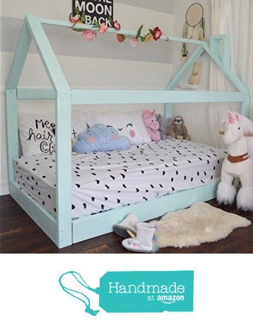 House Frame Twin Bed From The Pinned Purveyor