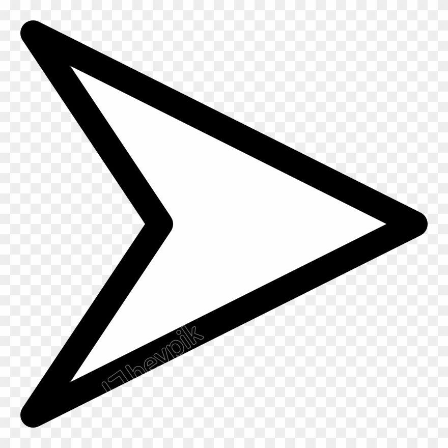 White Left Arrow Png Right Arrow Icon Arrow Illustration Right Arrow Symbol