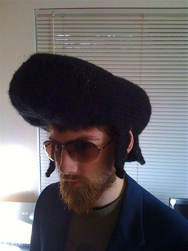 Elvis Wig Hat Free Knitting Pattern And More Fun Hat