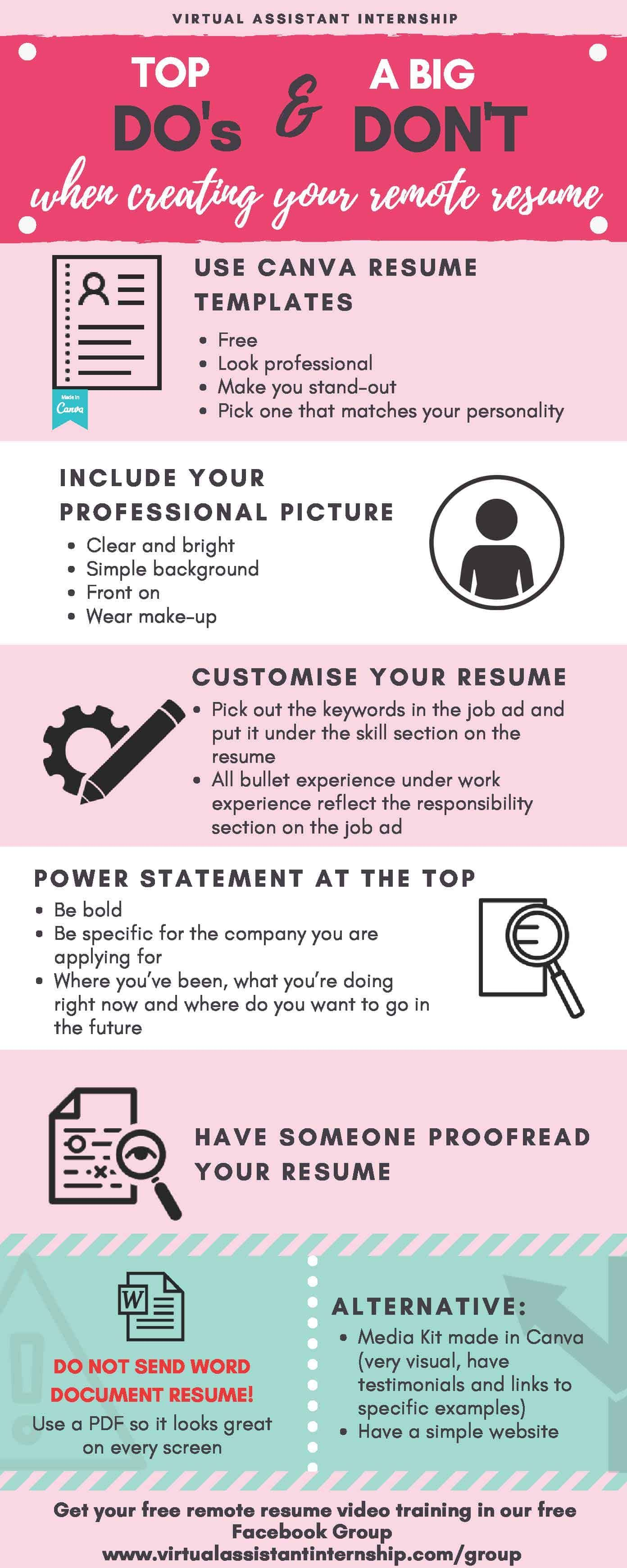 How to stand out amongst the competition when applying for