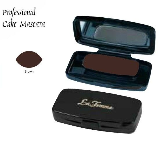 8a74f881a64 La Femme Professional Formula Cake Mascara (It's available in Black and  Brown)