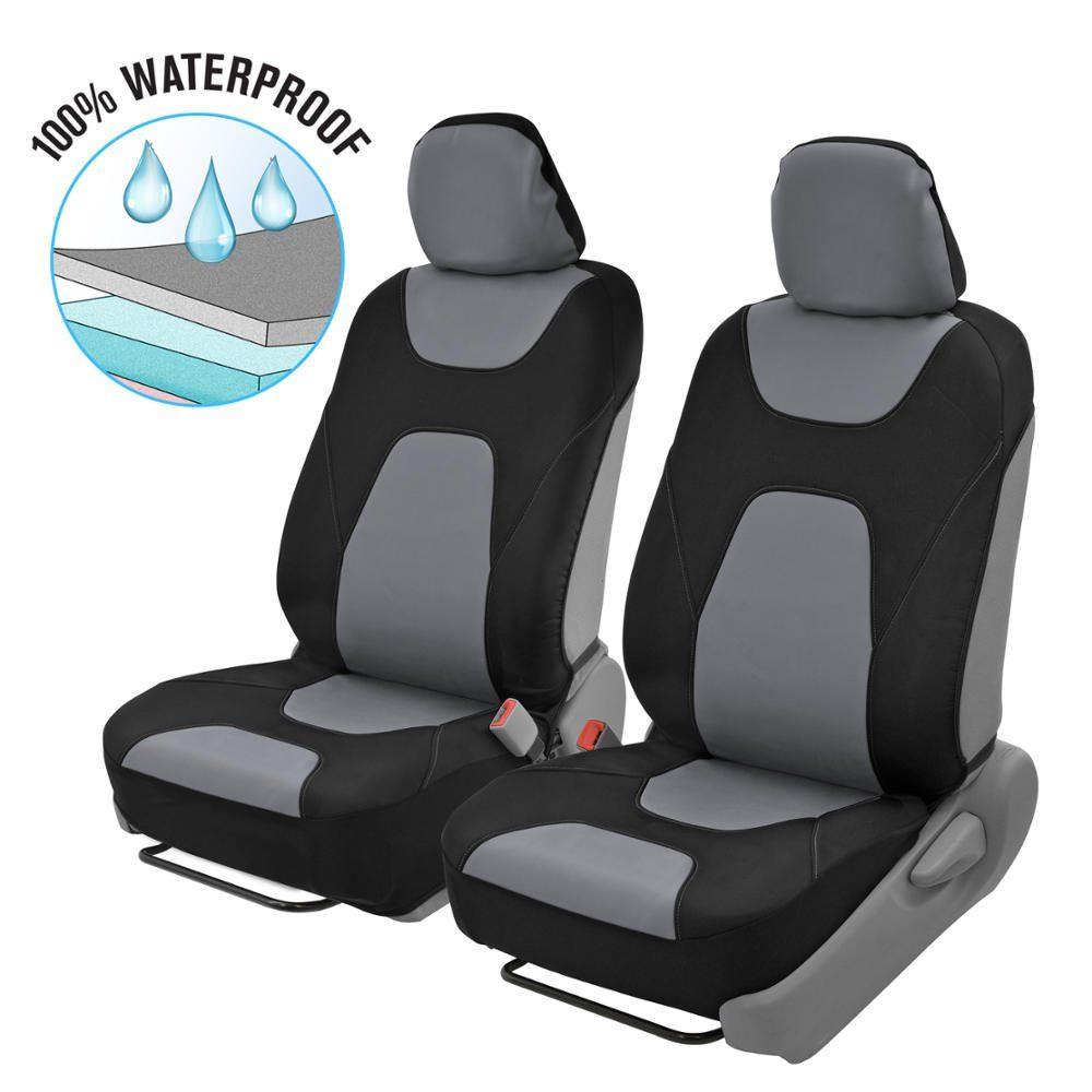 Motor Trend Os 274 Gr Seatgo Pro Waterproof Car Seat Covers Waterproof Car Waterproof Seat Covers